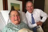 Lời cuối của cựu tổng thống Bush 'cha' trước khi qua đời