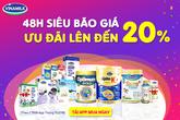 """48h siêu bão giá cùng app """"Giấc mơ sữa Việt"""" của Vinamilk"""