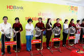 Tiết kiệm nhỏ - trúng xe sh khi gửi tiết kiệm tại HDBank An Giang
