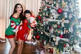 Trương Ngọc Ánh mua cây thông cao hơn 3m để đón Noel tại penthouse mới mua
