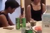 Phương Khánh khẳng định chưa từng gặp H'Hen Niê, thế người ngồi bên phải cô trong ảnh này là ai?