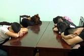 18 thiếu nữ ở Đồng Nai thuê nhà riêng để chơi ma túy