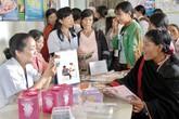 Nhiều tỉnh thành đẩy mạnh xã hội hóa phương tiện tránh thai