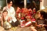 Bị đồn được chồng cũ chu cấp 100 triệu đồng mỗi tháng cho hai con, Hồng Nhung lên tiếng