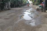 Thanh Hóa: Dân khổ vì tuyến đường xuống cấp trầm trọng