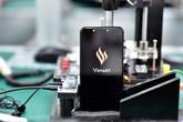 Rò rỉ những hình ảnh đầu tiên về smartphone của Vingroup sắp ra mắt