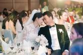 Những cử chỉ khiến người khác phải ghen tị của chồng đại gia hơn 16 tuổi dành cho Á hậu Thanh Tú