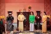 Hoài Linh xúc động khi Long Nhật diễn tình cảm gia đình ở Ơn giời