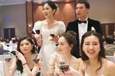 Người ta cầu kì lên kịch bản đám cưới để trở thành nữ hoàng, còn Thanh Tú lại tự biến mình thành nhân vật phụ