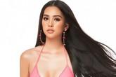 Hoa hậu Tiểu Vy lọt Top 30 Miss World