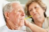 Bệnh cúm  là 1 trong 8 nguyên nhân hàng đầu gây tử vong ở những người trên 65 tuổi