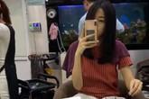 Á hậu Thanh Tú cắt 'phăng' mái tóc dài ngay sau đám cưới với đại gia hơn 16 tuổi?