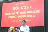 Bộ Y tế tổ chức Hội nghị Học tập, quán triệt, triển khai thực hiện các nội dung Hội nghị Trung ương 8, khóa XII