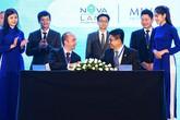 Novaland hợp tác chiến lược cùng nhà vận hành khách sạn Quốc tế Minor