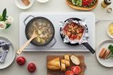 Chiếc bếp thần kỳ cho phép bạn nấu và ăn ngay trên bàn, không cần bày vẽ bát đĩa cũng chẳng phải đợi lâu