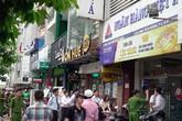Ngân hàng ở Sài Gòn bị cướp