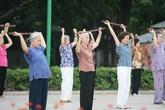 Clip: Người cao tuổi tập thể dục thế nào là vừa mức, hợp sức