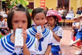 Chương trình sữa học đường chỉ được phép sử dụng sữa tươi