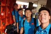 Những hình ảnh mới nhất của các tuyển thủ Việt Nam tại Malaysia