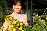 Vườn hoa bán Tết đẹp lung linh có 1-0-2 ở Sơn La