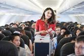 Còn gần 2,5 triệu vé máy bay trong tháng cao điểm Tết