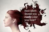 Chỉ cần chú ý 5 điều quan trọng sau, bạn sẽ an toàn hơn nhiều sau mỗi lần nhuộm tóc