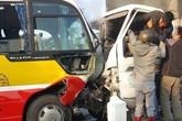 Tai nạn giao thông nghiêm trọng: 8 người bị thương, 2 người tử vong