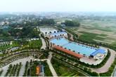 Sông Công - Thành phố trẻ năng động của tỉnh Thái Nguyên