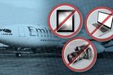 Loa di động, pin sạc loại nào được mang lên máy bay?