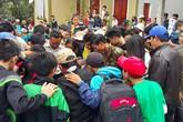 Nghệ An: Người dân đã bắt được