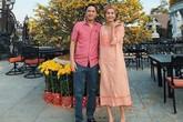 Tăng Thanh Hà khoe ảnh hạnh phúc bên chồng, lộ rõ vòng hai giữa nghi vấn lại mang thai