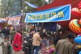 Đồ chơi cho trẻ rẻ kinh ngạc bày tràn ngập Hội Lim