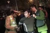 Động thái lạ của kẻ chở ma túy khi gặp cảnh sát 141