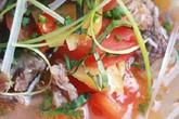 Canh chua bò nấu dứa thơm mát, dễ ăn đầu năm mới