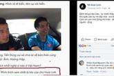 Câu nói của Bùi Tiến Dũng U23 khiến danh hài Hoài Linh 'vui dễ sợ'