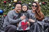 Diễn viên Trang Nhung sinh bé thứ hai nặng 3,9 kg
