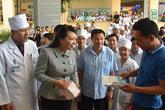 Bộ trưởng Bộ Y tế Nguyễn Thị Kim Tiến: Quyết liệt hơn nữa để tăng sự hài lòng của người bệnh