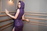 Tím rịm lại sexy, nhưng quan trọng là bạn có thấy bộ cánh này của Angela Phương Trinh đẹp không?