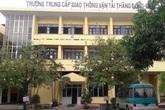 """Cần làm rõ những """"lùm xùm"""" tài chính tại trường trung cấp GTVT Thăng Long - Hà Nội"""