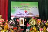 Ra mắt cuốn sách về nữ Bộ trưởng Bộ Y tế đầu tiên của Việt Nam