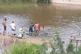 4 bé trai đi câu cá, 2 cháu trượt chân xuống khu vực nước sâu tử vong