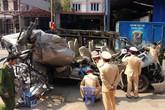 Xe du lịch gặp nạn ở Mộc Châu khiến 2 người tử vong và nhiều người bị thương