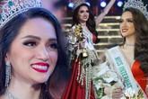Hương Giang hé lộ lý do chưa thể về Việt Nam sau khi đăng quang Hoa hậu Chuyển giới