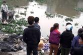 Giao hàng về, tài xế phát hiện xe chìm nghỉm dưới sông