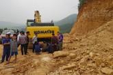 Vụ sạt lở đất làm chết 1 lái xe: Đất đồi được khai thác trái phép