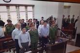 An ninh thắt chặt trong phiên tòa xử ông Đinh La Thăng tội danh thứ 2