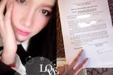 Nữ MC xinh đẹp VTV bất ngờ làm đơn xin hiến giác mạc khi qua đời