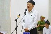 """Phiên tòa lần 2 xét xử ông Đinh La Thăng: Làm rõ số tiền lớn để """"đối ngoại"""" hay """"đối nội"""""""