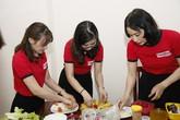 Công đoàn viên ngành Dân số nô nức thi tài nấu ăn