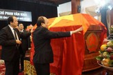 Thủ tướng Nguyễn Xuân Phúc: Tưởng nhớ anh Sáu Khải, nhà lãnh đạo kỹ trị, đổi mới, tận tuỵ vì nước, vì dân
